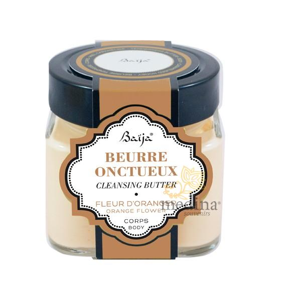 Beurre de Karité à la Fleur d'Oranger