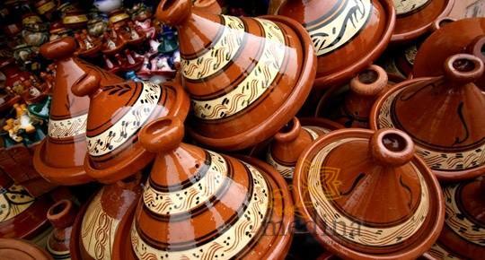 Tajine marocain beldi large
