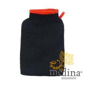 Gant de kessa, gant de gommage exfoliant